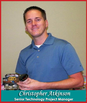 Chris Atkinson Bio Photo