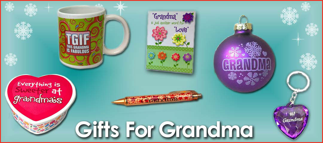 Quality Holiday Shop Gifts for Grandma