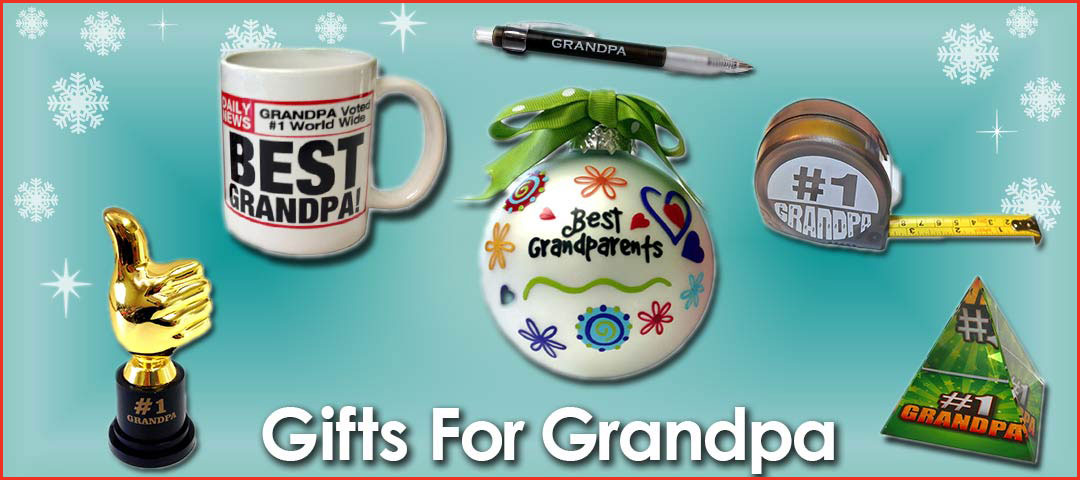 Quality Holiday Shop Gifts for Grandpa